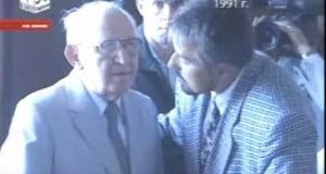 Бойко Борисов като охрана на Тодор Живков и Царя
