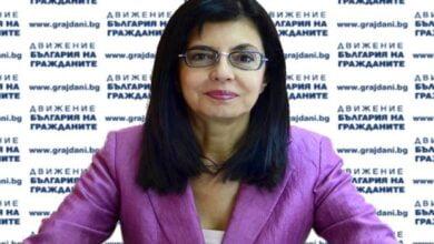 Меглена Кунева: Анексът между РБ и ГЕРБ цели по-амбициозни резултати в ключовите сектори