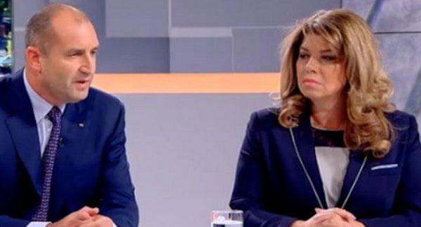 kandidat-prezidentskata-dvojka-rumen-radev-i-iliyana-jotova