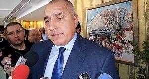 Бойко Борисов депозира оставката на правителството