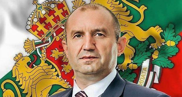 Румен Радев е петият президент на България