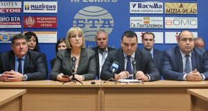 ГЕРБ – Плевен регистрира листата си с кандидати за народни представители